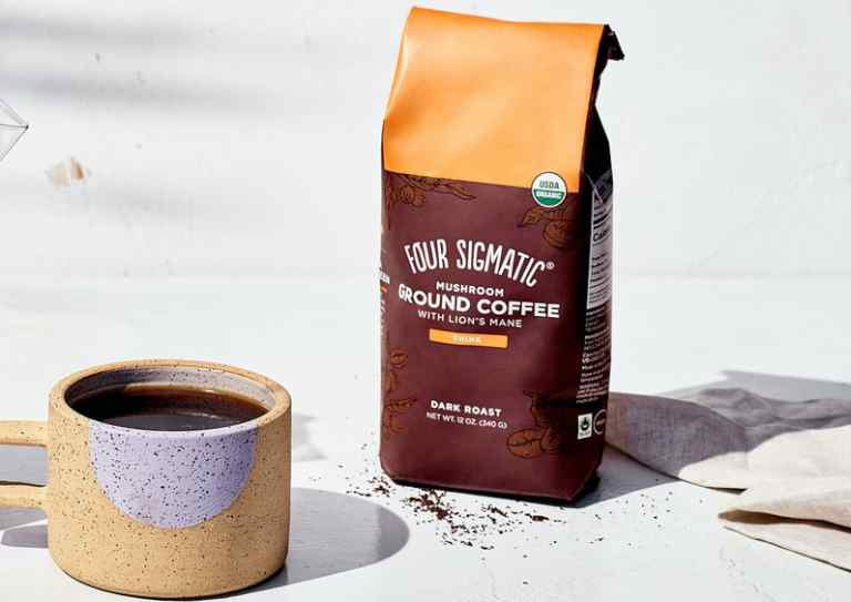 lions mane coffee