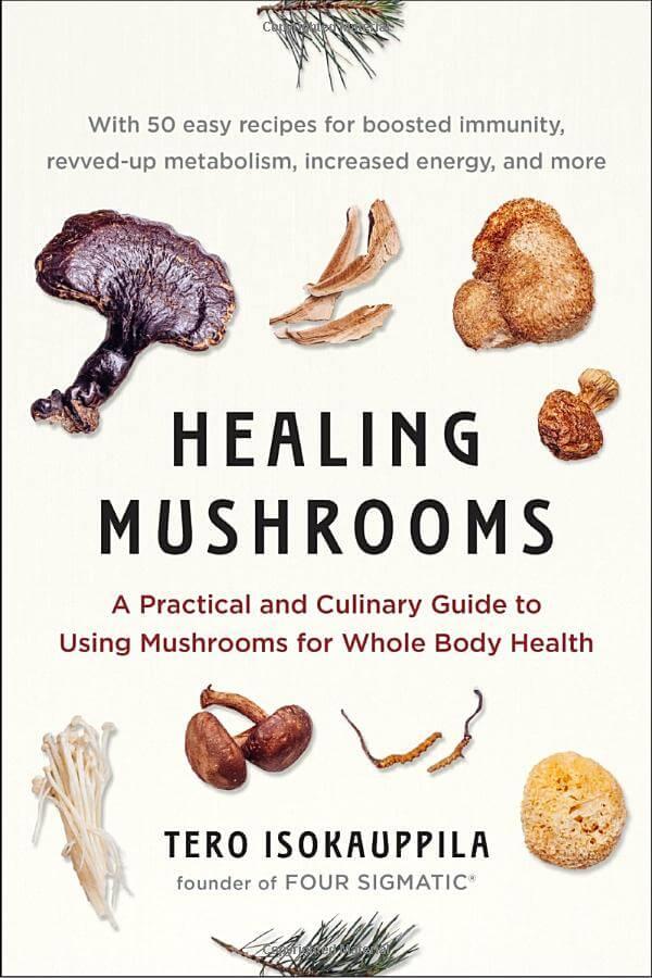 Book: Healing Mushrooms
